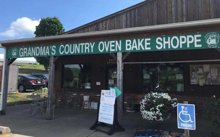 Grandma's Country Oven Bake Shoppe