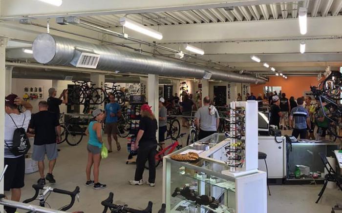 Flat Tire Bike Shop