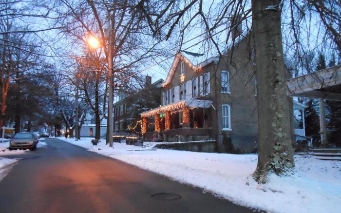 Front Street, Brownsville