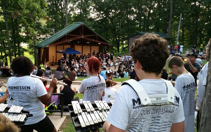 Monessen Amphitheater