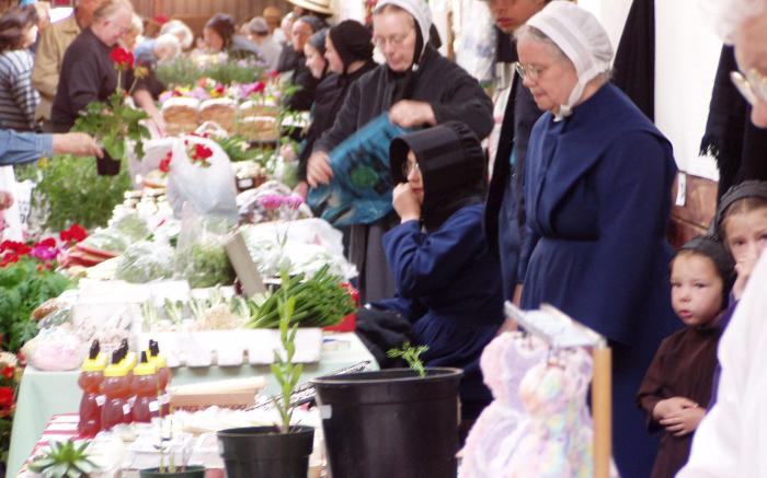 Springs Farmers Market