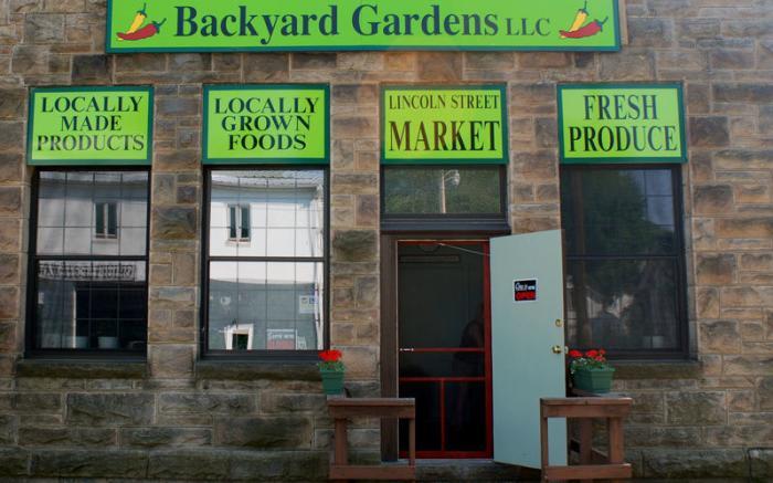Backyard Gardens Market LLC