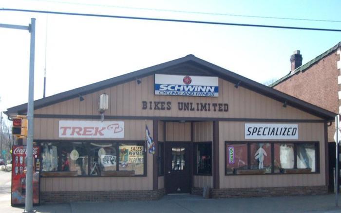 Bikes Unlimited 2