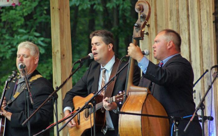Coleman Station Bluegrass Festival