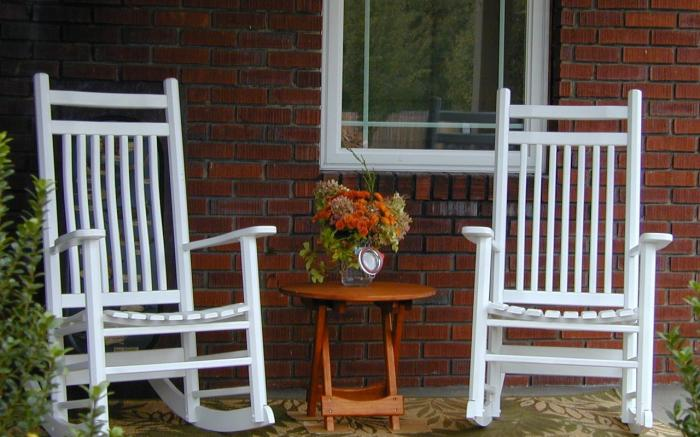 The Morning Porch