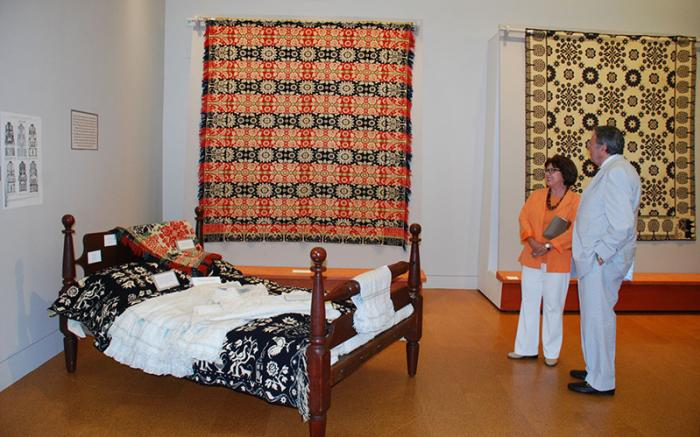 Coverlet Gallery