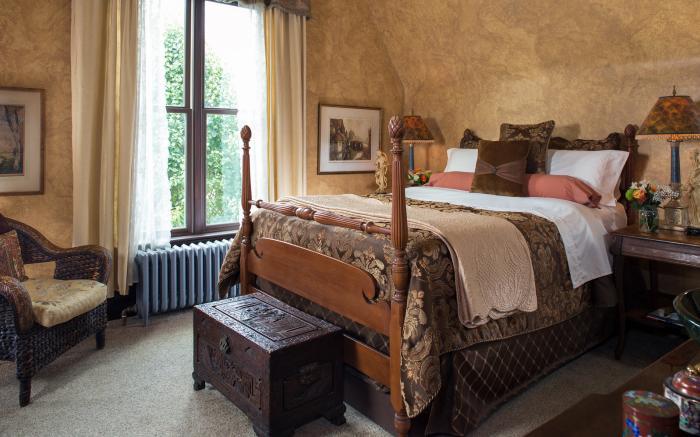 The Traveler's Room
