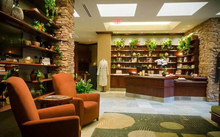 Holistic Healing Center Lobby