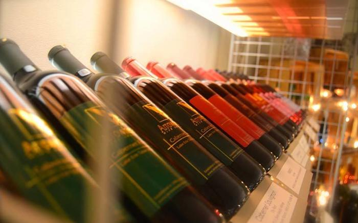 Arrowhead Wine Cellars at Schramm Farms & Orchards