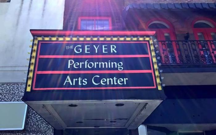 Geyer Performing Arts Center