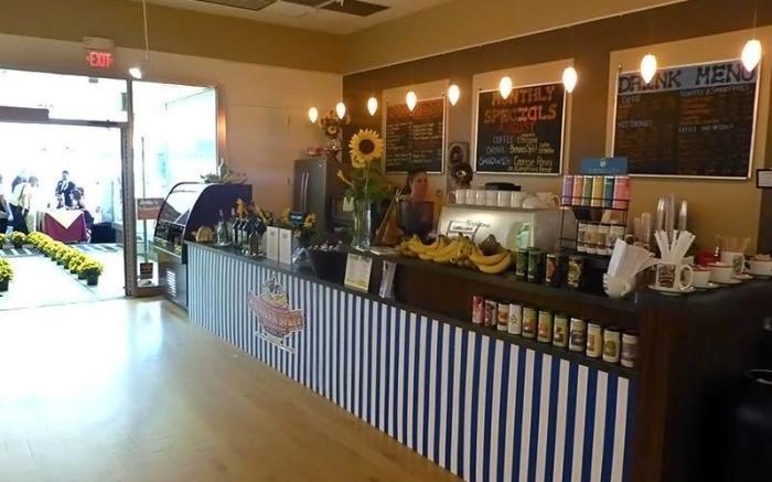 Latrobe Art Center Cafe