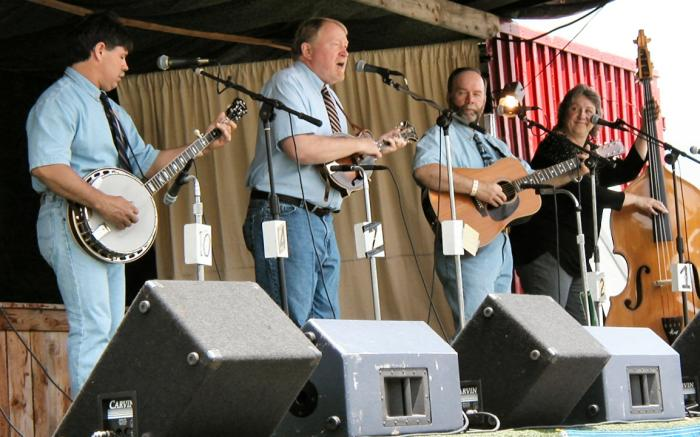 Laurel Highlands Bluegrass Festival