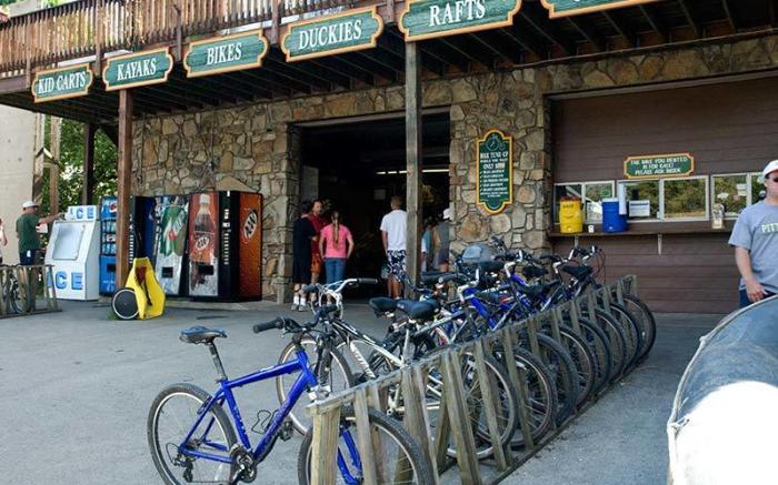 Laurel Highlands River Tours - Biking