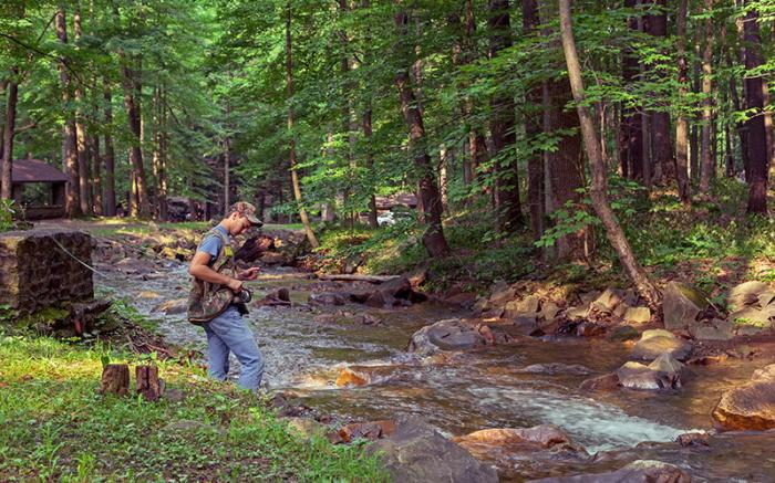 Laurel Highlands Trout Trail