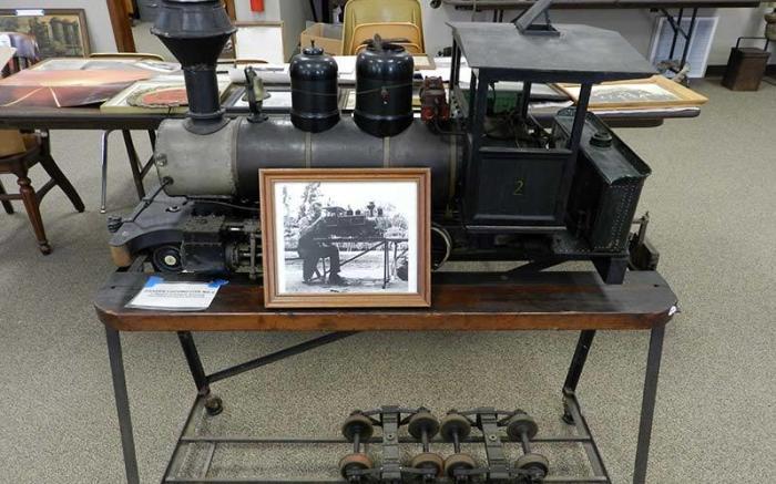 Monongahela River Rail & Transport Museum