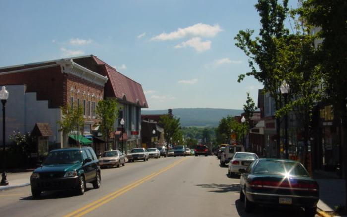 Mount Pleasant Business District Authority