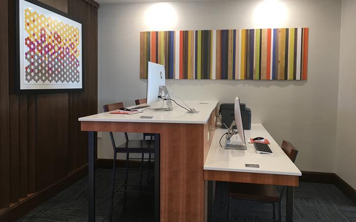 Holiday Inn Express Uniontown - Office Center