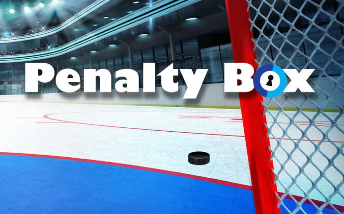 Penalty Box Escape Room