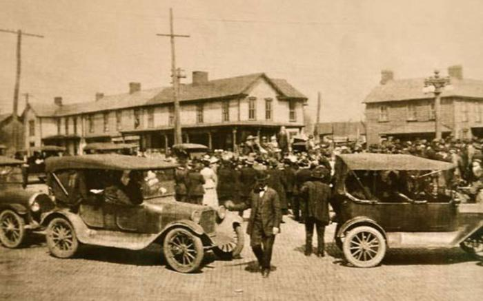 Perryopolis Area Heritage Society