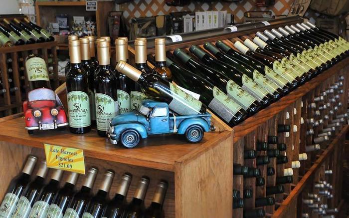 Stone Villa Wine Cellars