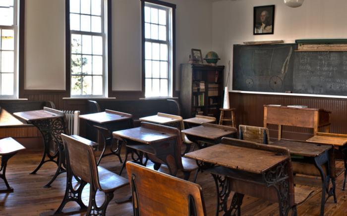 Schoolhouse Stitch