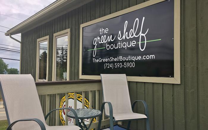 The Green Shelf Boutique