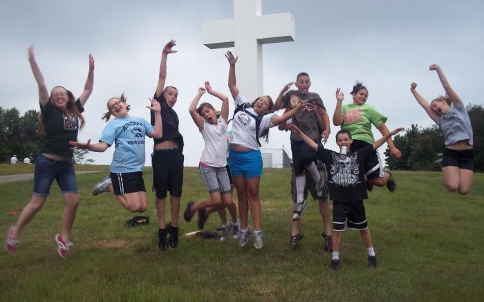 Summer Camps at Jumonville 2