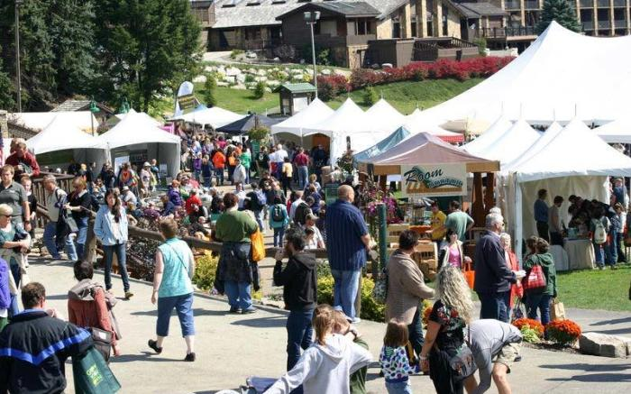 The Mother Earth News Fair at Seven Springs Mountain Resort
