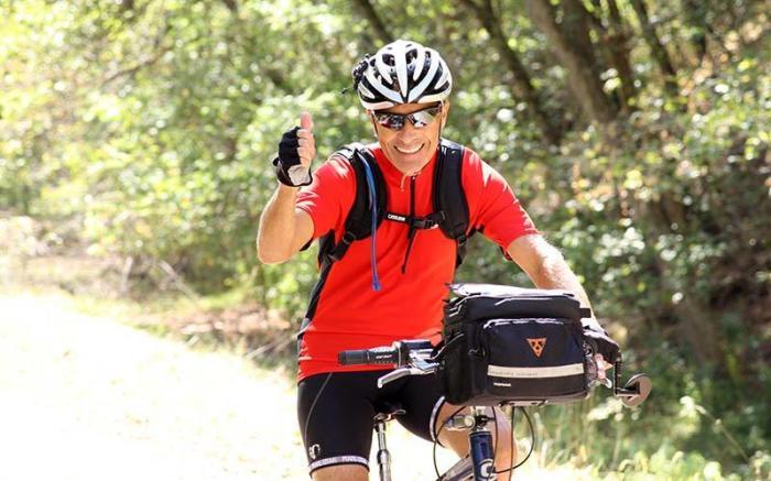 Wilderness Voyageurs Biking
