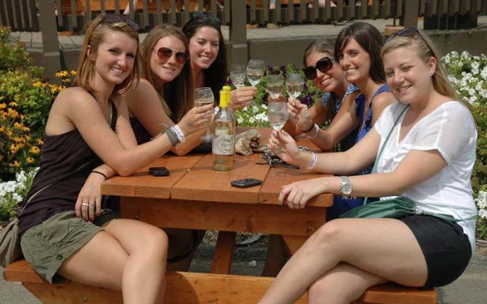 Annual Wine Festival at Seven Springs