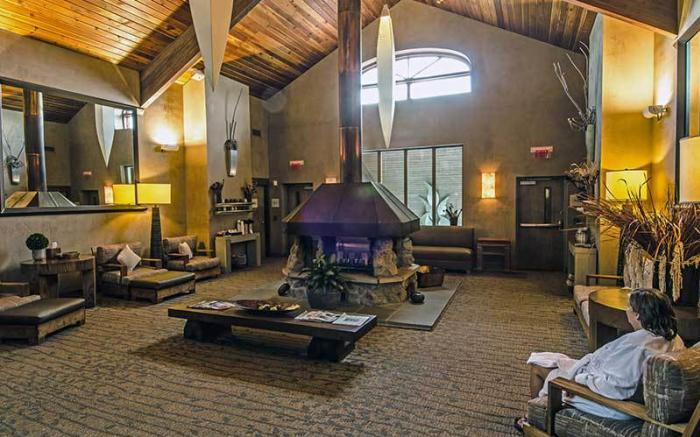 Woodlands Spa Third Floor Lounge