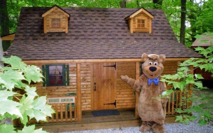 Yogi Bear's Jellystone Park Camp