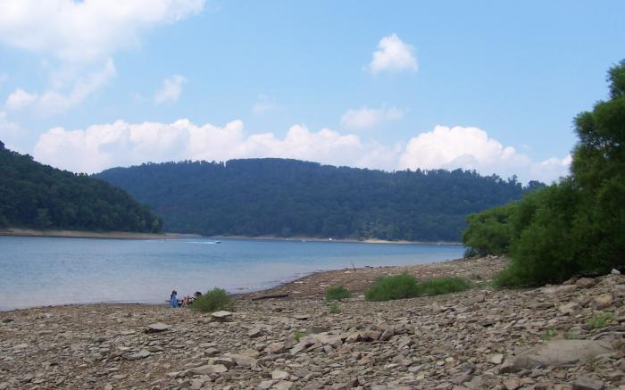 Youghiogheny River Lake