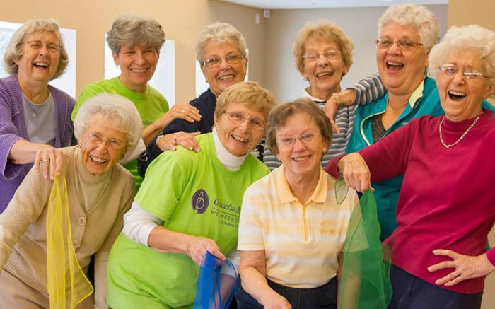 Graceful Aging Wellness Center at Bethlen Communities
