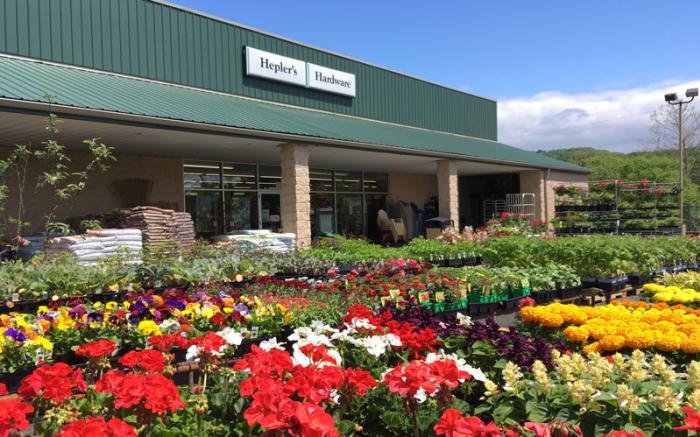 Hepler's Hardware & Market Place