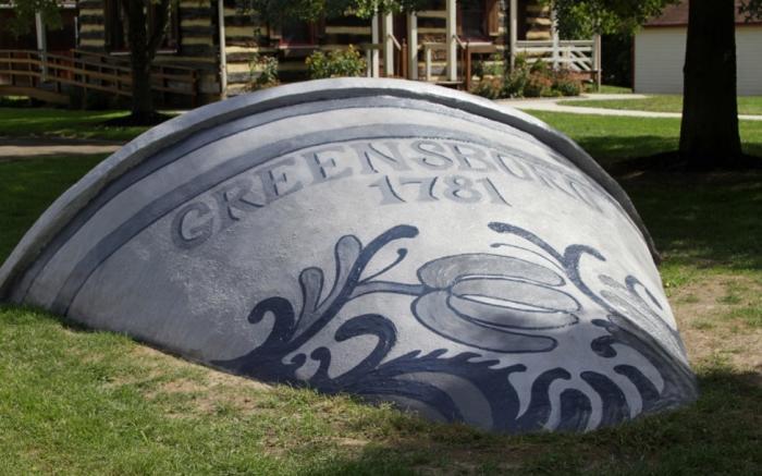 Greensboro Sculpture