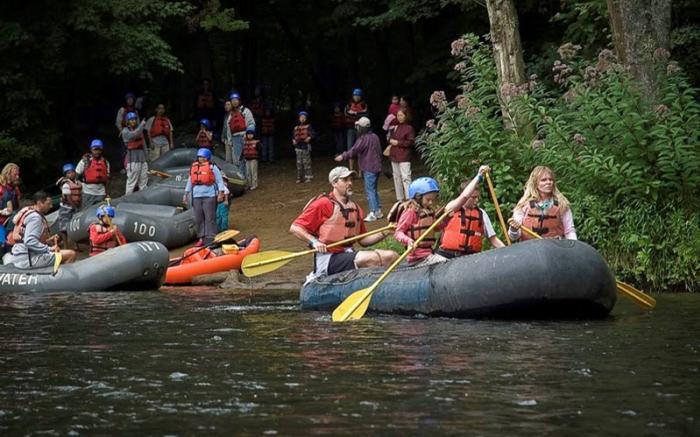River Town Program