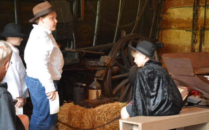 Compass Inn Museum Summer Camp