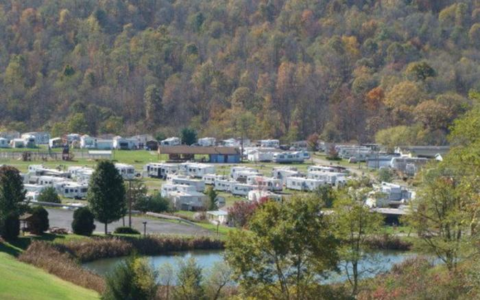 Laurel Highlands Campground