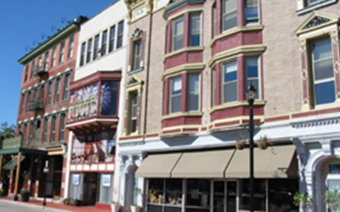 Uniontown Downtown Business District