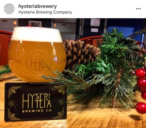 Winter '18 Beer Guide Hysteria