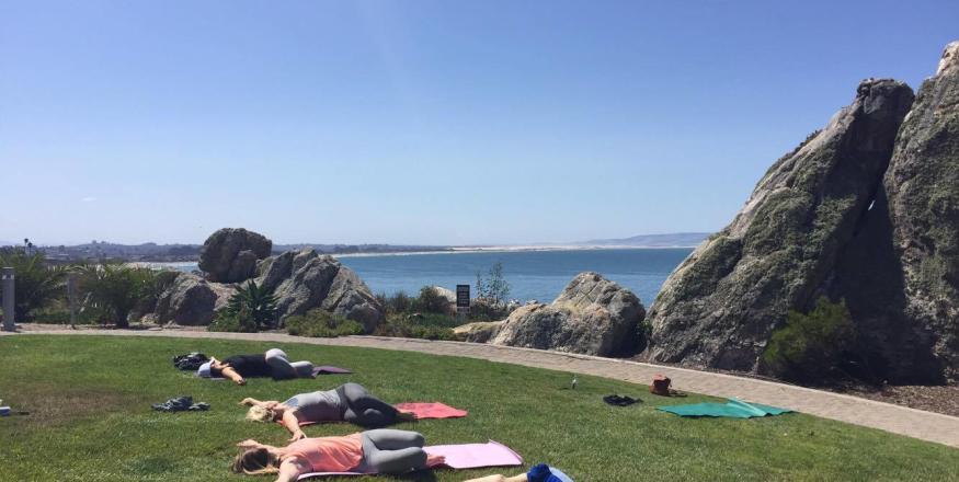 Beginner-Friendly Yoga at Inn at the Cove