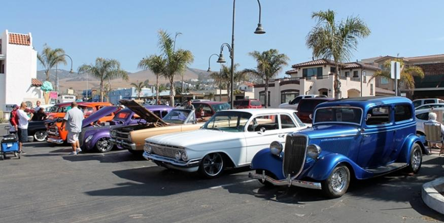 Beer Tasting In San Luis Obispo County - Classic car show pismo beach