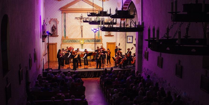 Festival Mozaic Orchestra Series: Baroque in the Mission