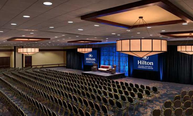 Hilton College Station