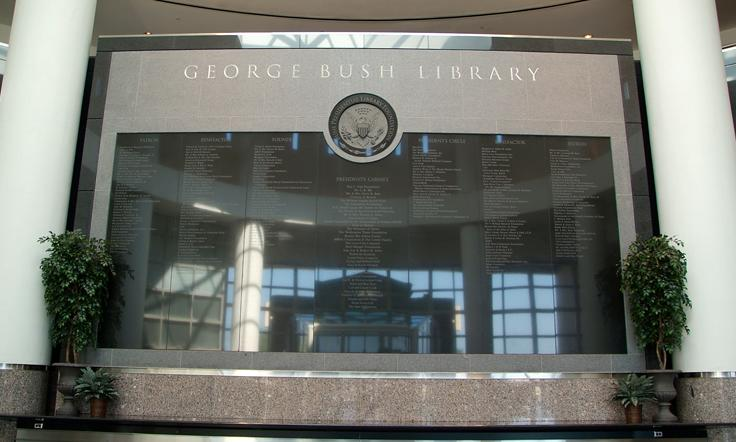 George Bush Library Exterior