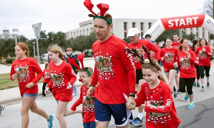 Jingle Bell Fun Run