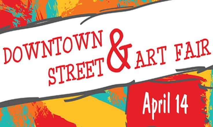 Downtown Bryan Street Fair