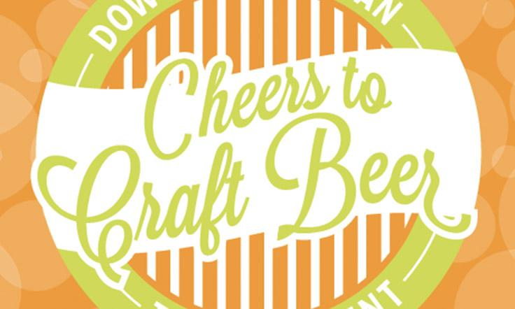 Cheers to Craft Beers