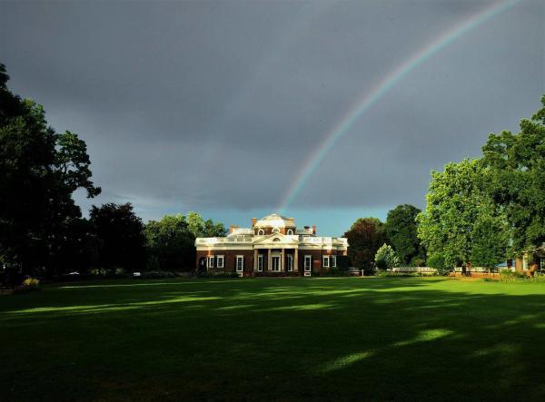 Monticello Rainbow